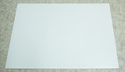 photo of Vista Magnetic Sheet A3 white no packaging