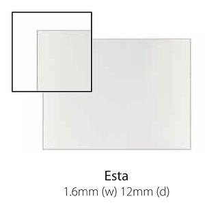 Vista Australian Made Whiteboard with Esta Trim