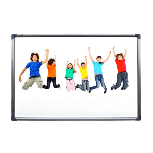 Image of a Link Media smart board