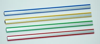 Photo of the 4 colours of Vista Magnetic Bars
