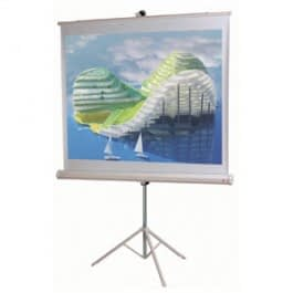 Image of Vista tripod Projector Screen