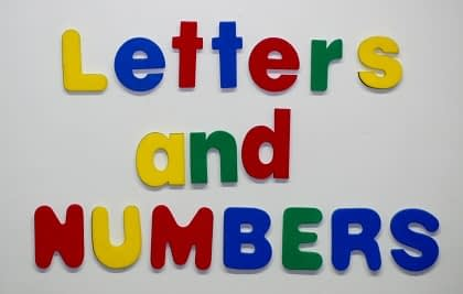 Creative Kids Fun Figures Letters and Numbers