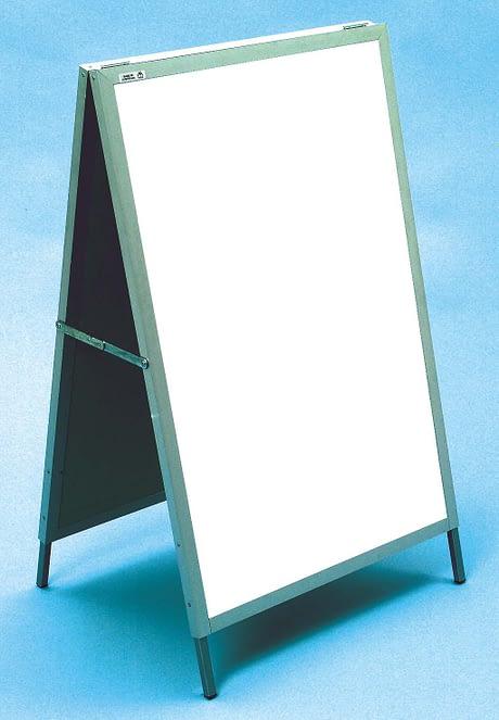 Vista A Frame Menu white board